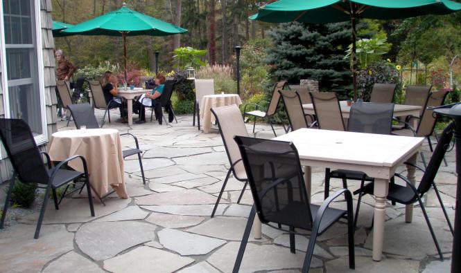 Terrace Garden Cafe Clarks Summit Pa